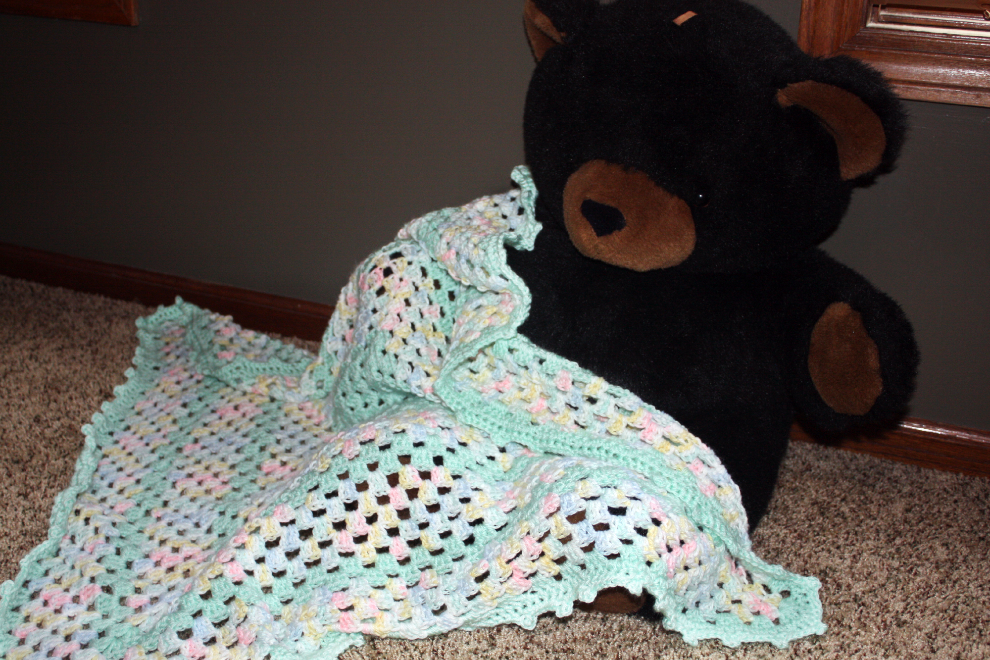 Crochet Blankets Archives - Stacy's Stitches
